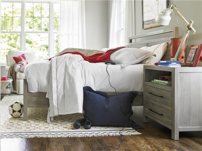 Full Panel Bed Set