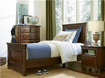 Thumbnail Twin Panel Bed