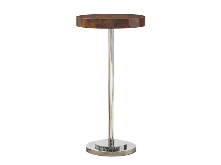 Alistair Round Chairside Table