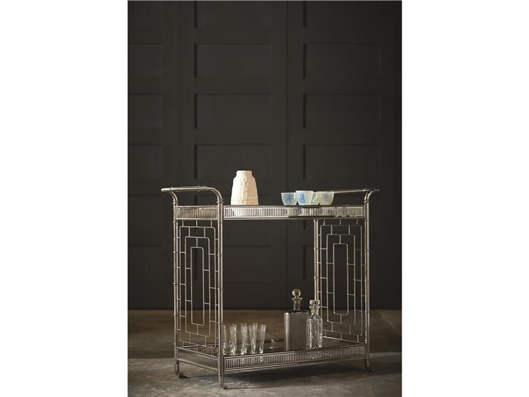 London Bar Cart