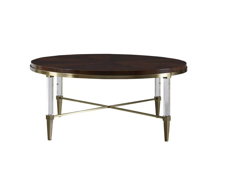 Martel Round Cocktail Table