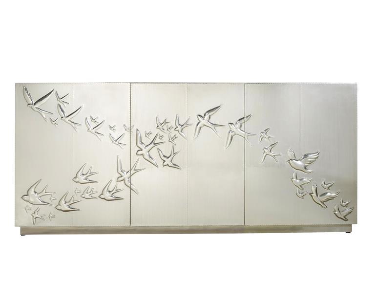 Flock of Seagulls Credenza