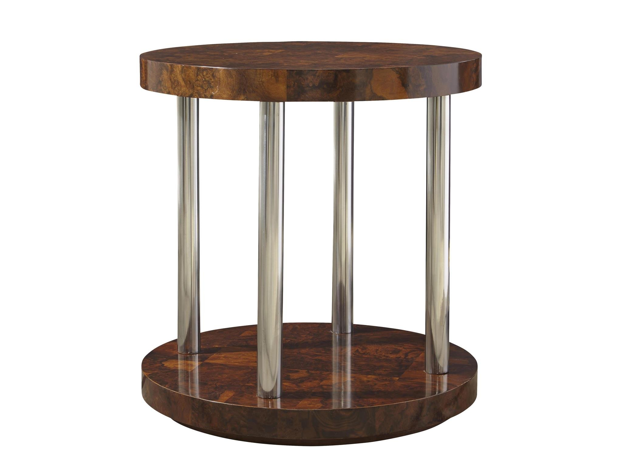 Alistair Round End Table