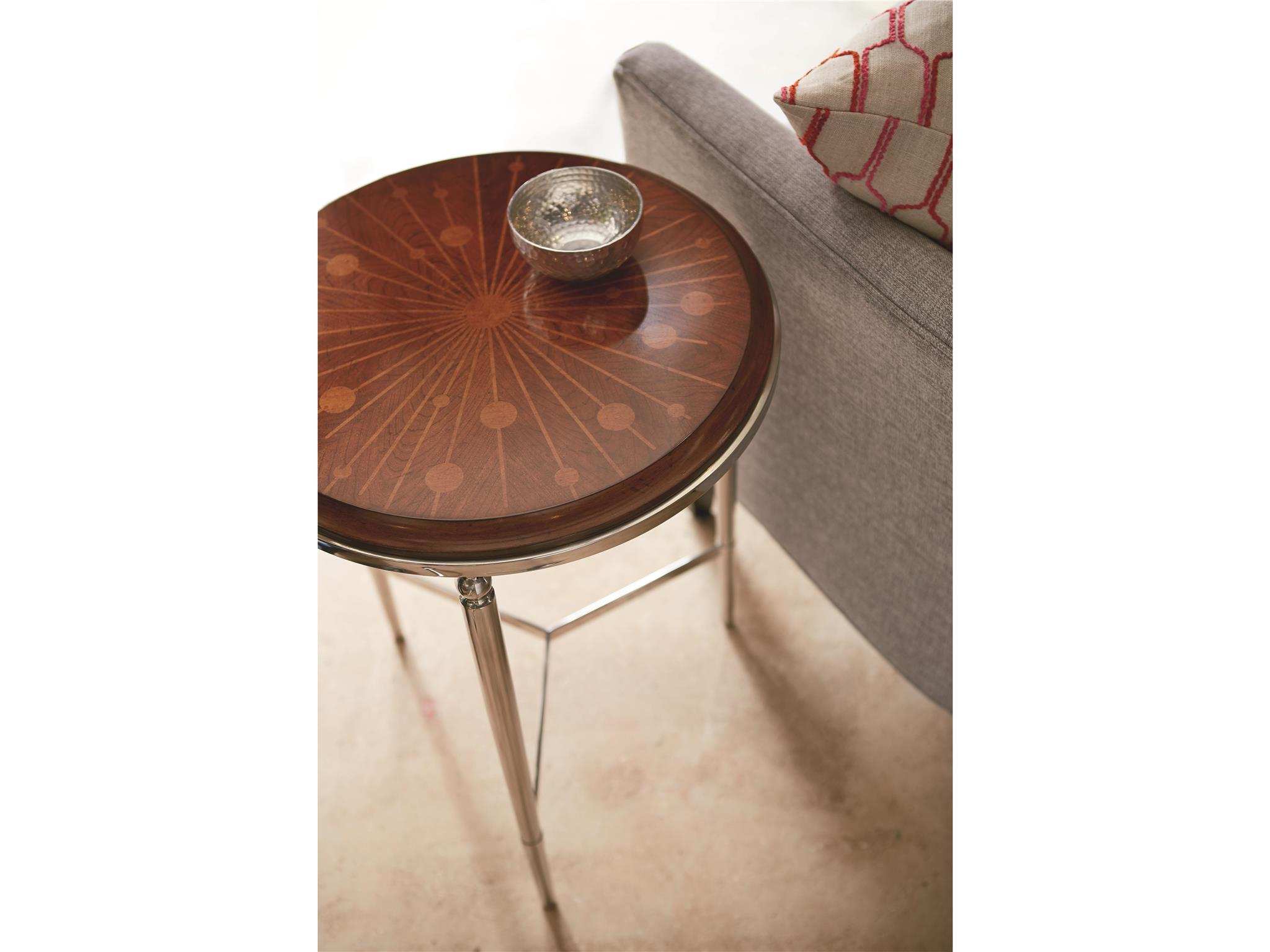 Luna Chairside Table