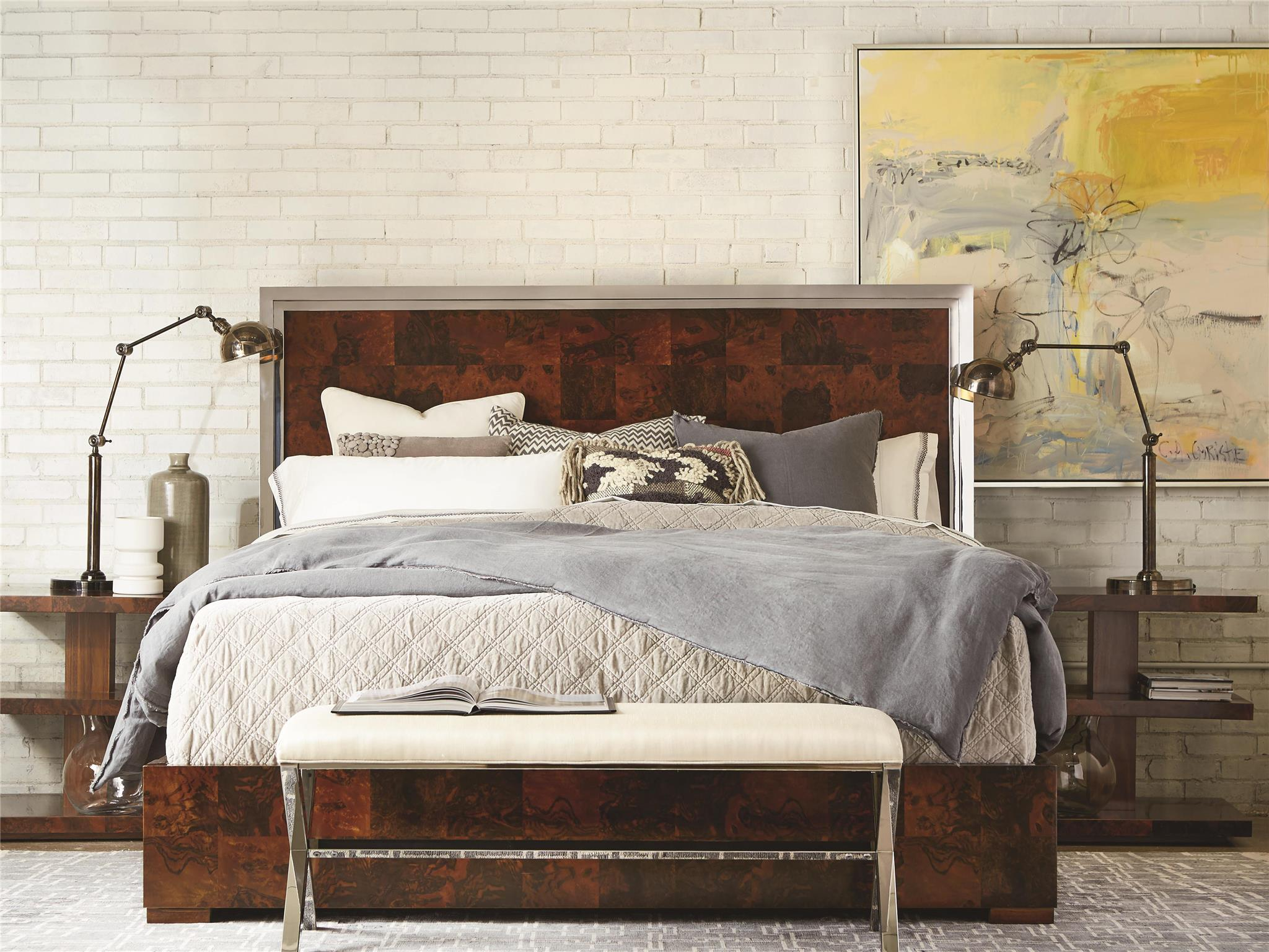 Tate Bed Bench