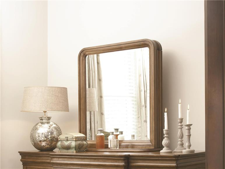 Vertical Storage Mirror