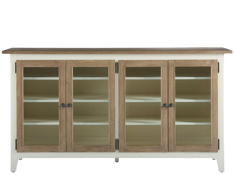 Curated Mitchell Console Table With 3 Stools Universal