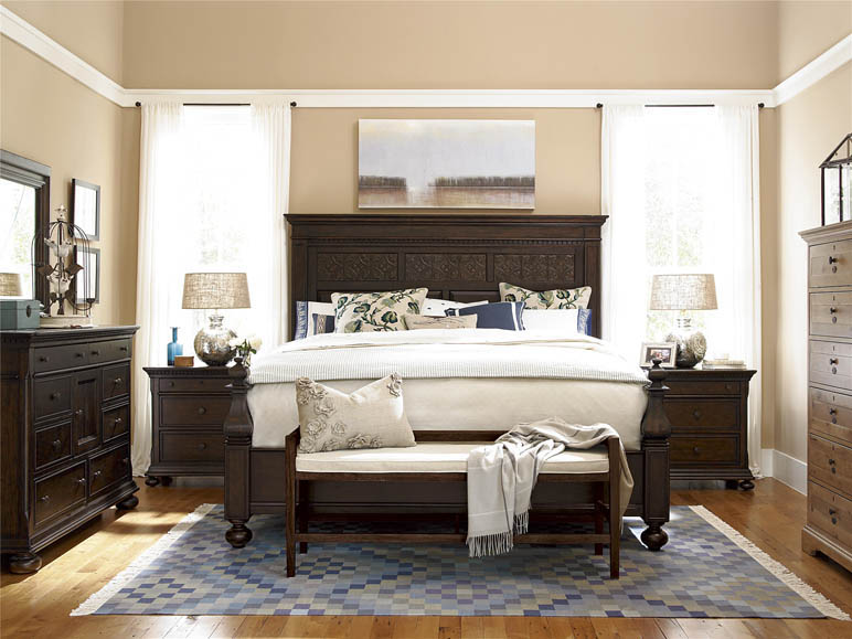 Universal Furniture  bedroom