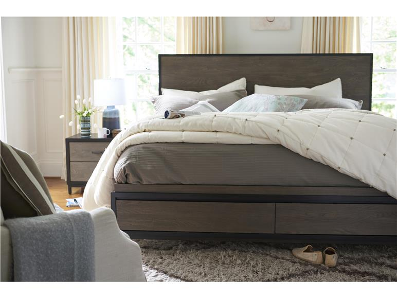 Beau Spencer Storage Bed King