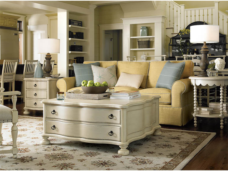 . Universal Furniture   river house paula deen home