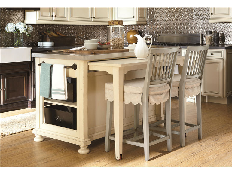 kitchen island furniture.  Universal Furniture Buffets and Cabinets Kitchen Islands