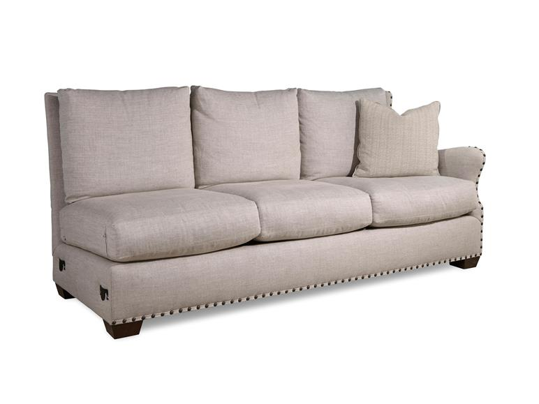 Connor Sectional Right Arm Sofa Left Corner