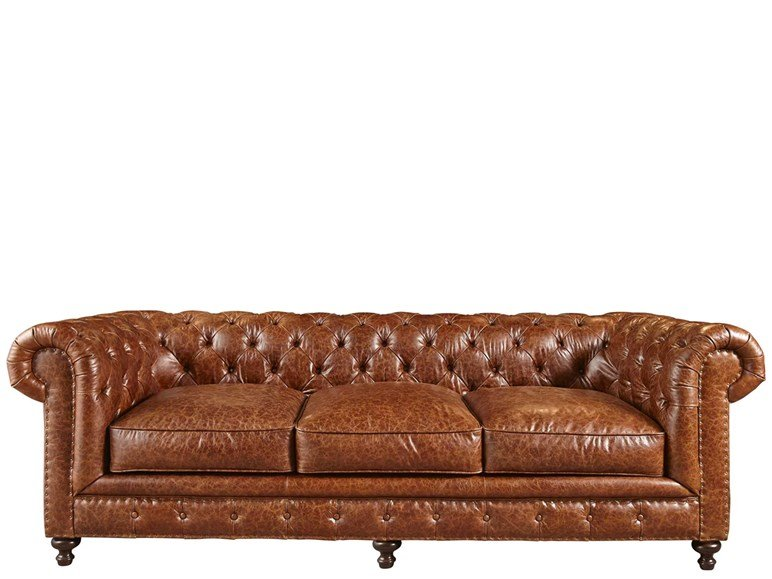 Curated Churchill Sofa Universal Furniture