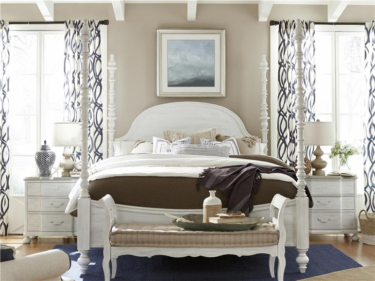 Universal Furniture | Dogwood-Paula Deen Home | The Dogwood Bed (King)