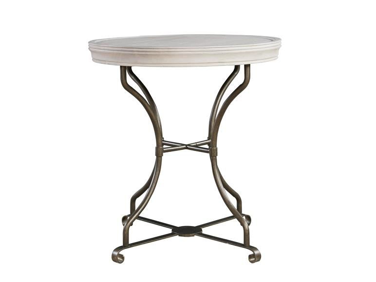 Elan Round End Table