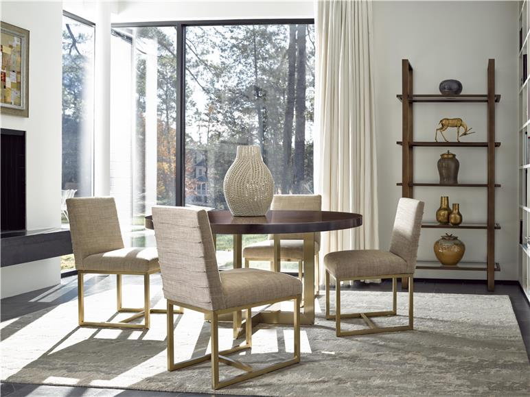 Universal Furniture Modern Gibson Round Dining Table