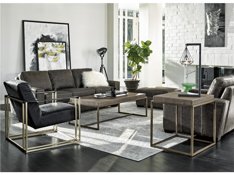 Universal Furniture Modern Bennett End Table