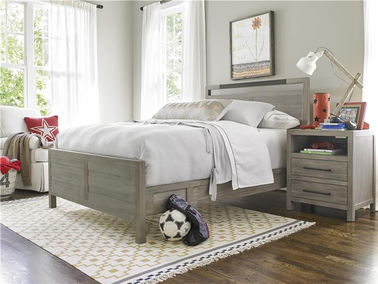 Full Panel Bed Set