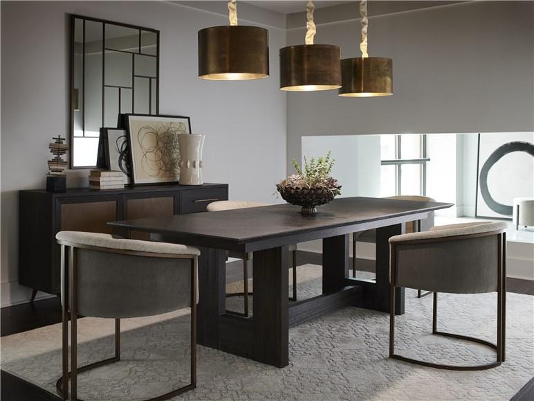 Universal Furniture Modern Kubrick Dining Table