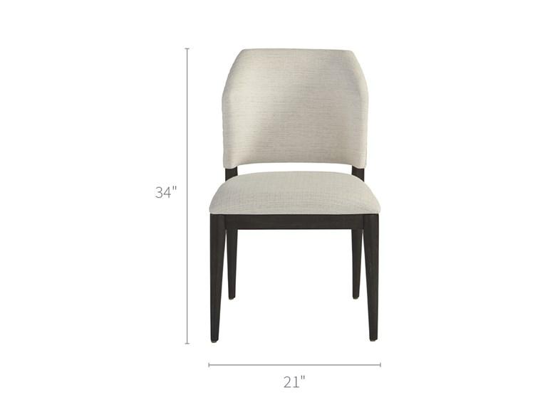 Evan Barrel Back Side Chair