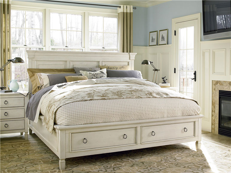 Storage Bed (King)