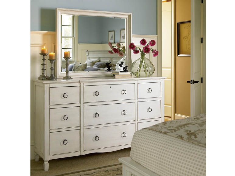 Nine Drawer Dresser