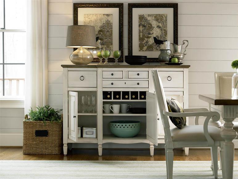 universal furniture | summer hill | summer hill serving buffet