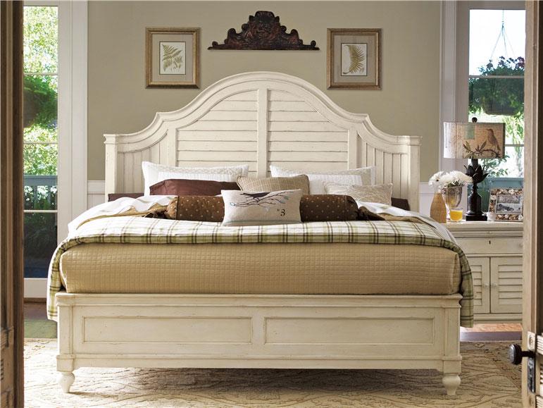Universal Furniture Paula Deen Home Steel Magnolia Bed