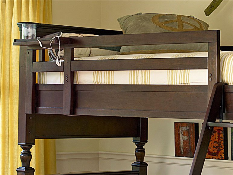 Smartstuff Furniture Axis Bunk Bed Twin Over Full