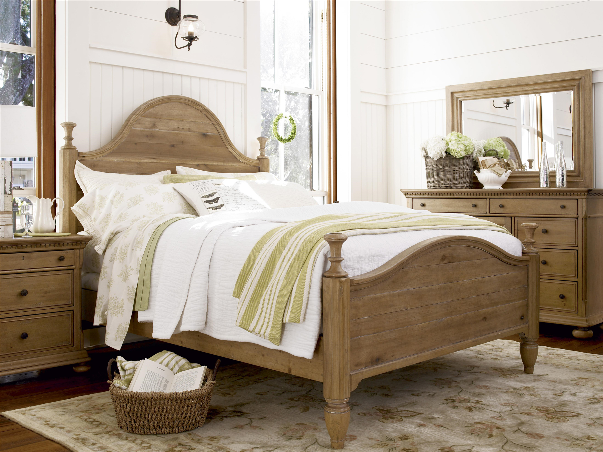 Universal Furniture | Down Home-Paula Deen Home | Down Home Bed (King)