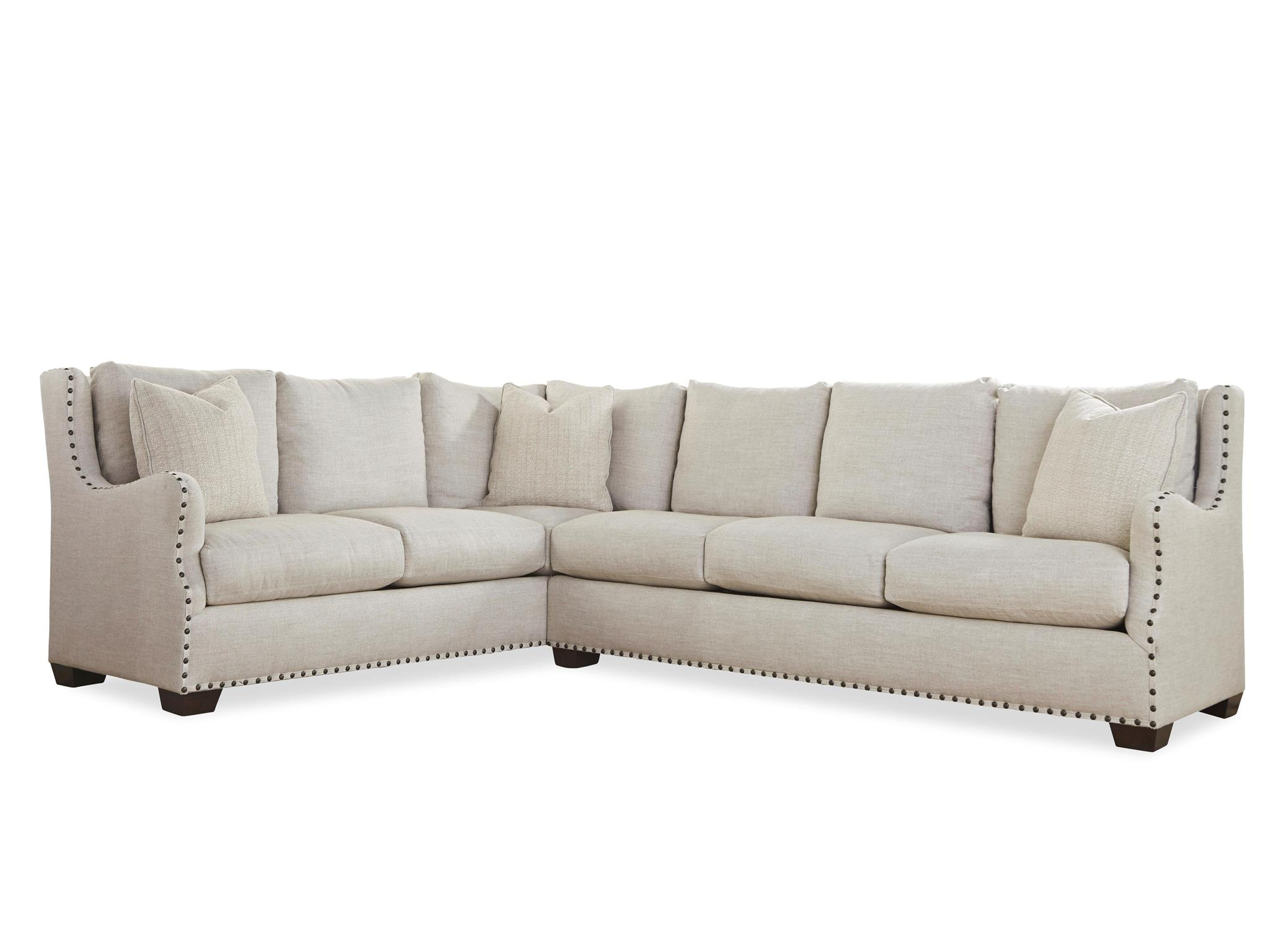 Connor Sectional Right Arm Sofa Left Corner Loading Zoom