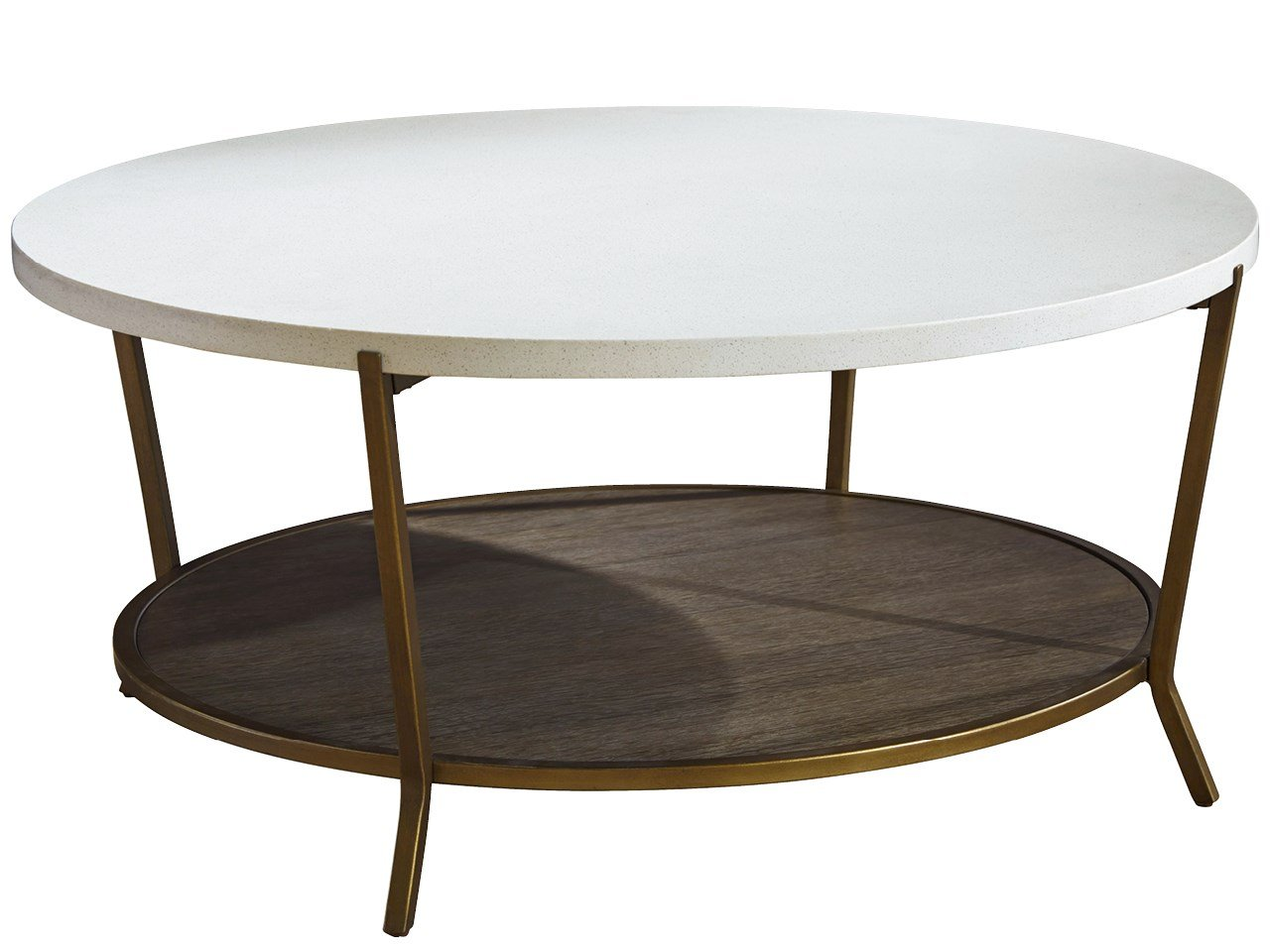 Playlist Round Cocktail Table Universal Furniture
