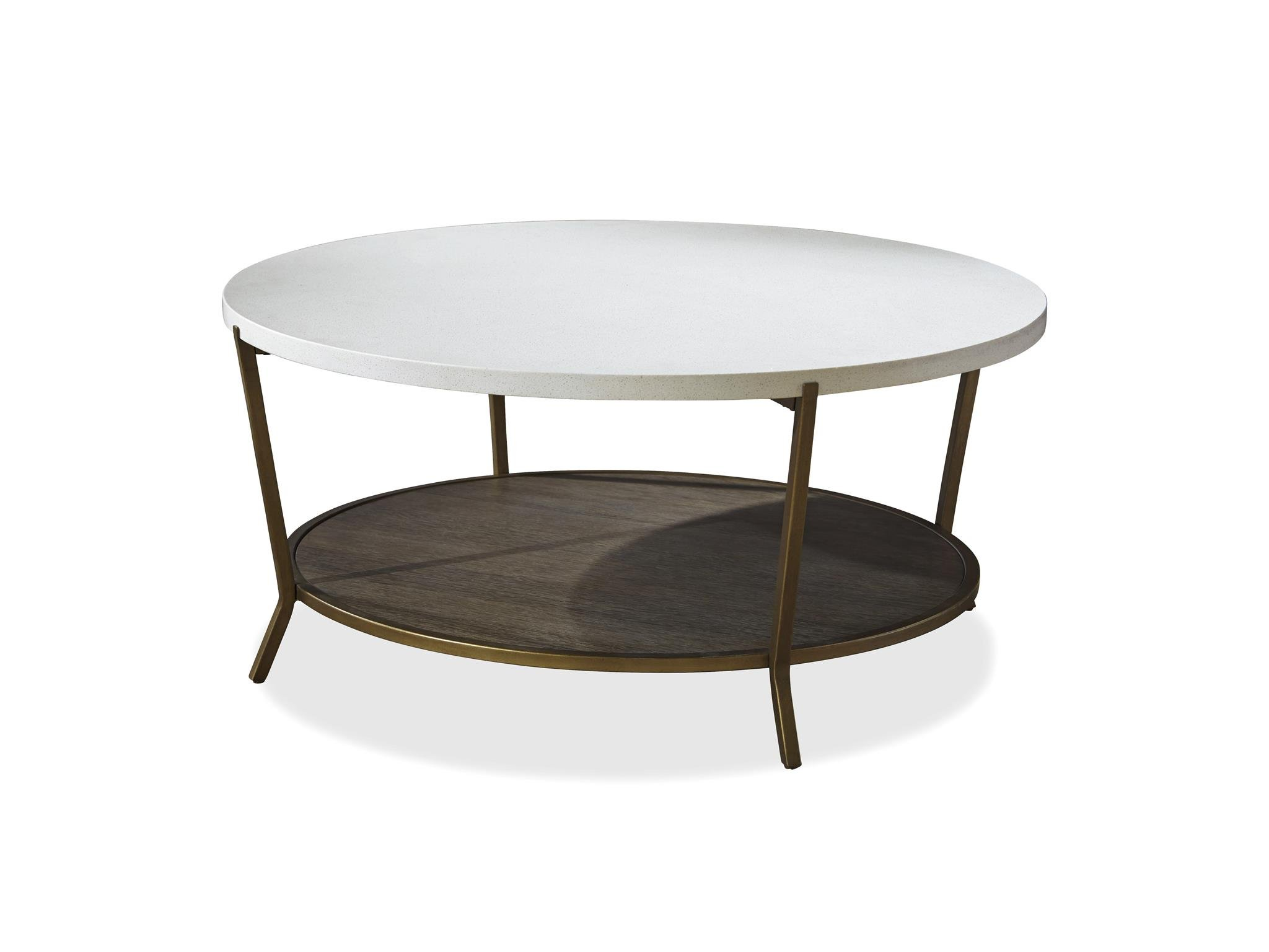 Round Cocktail Table. Loading Zoom