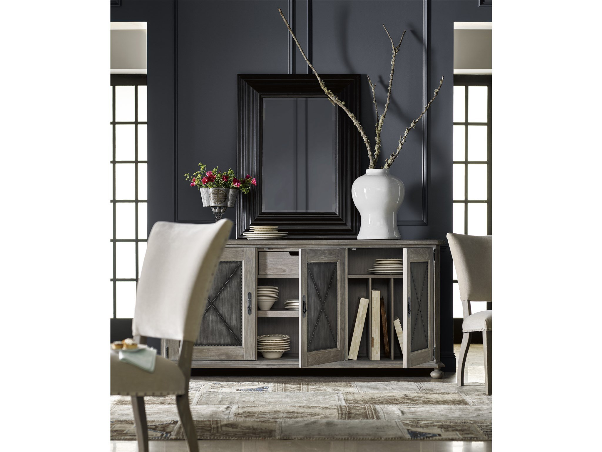 Universal Furniture Curated Glenmore Sideboard