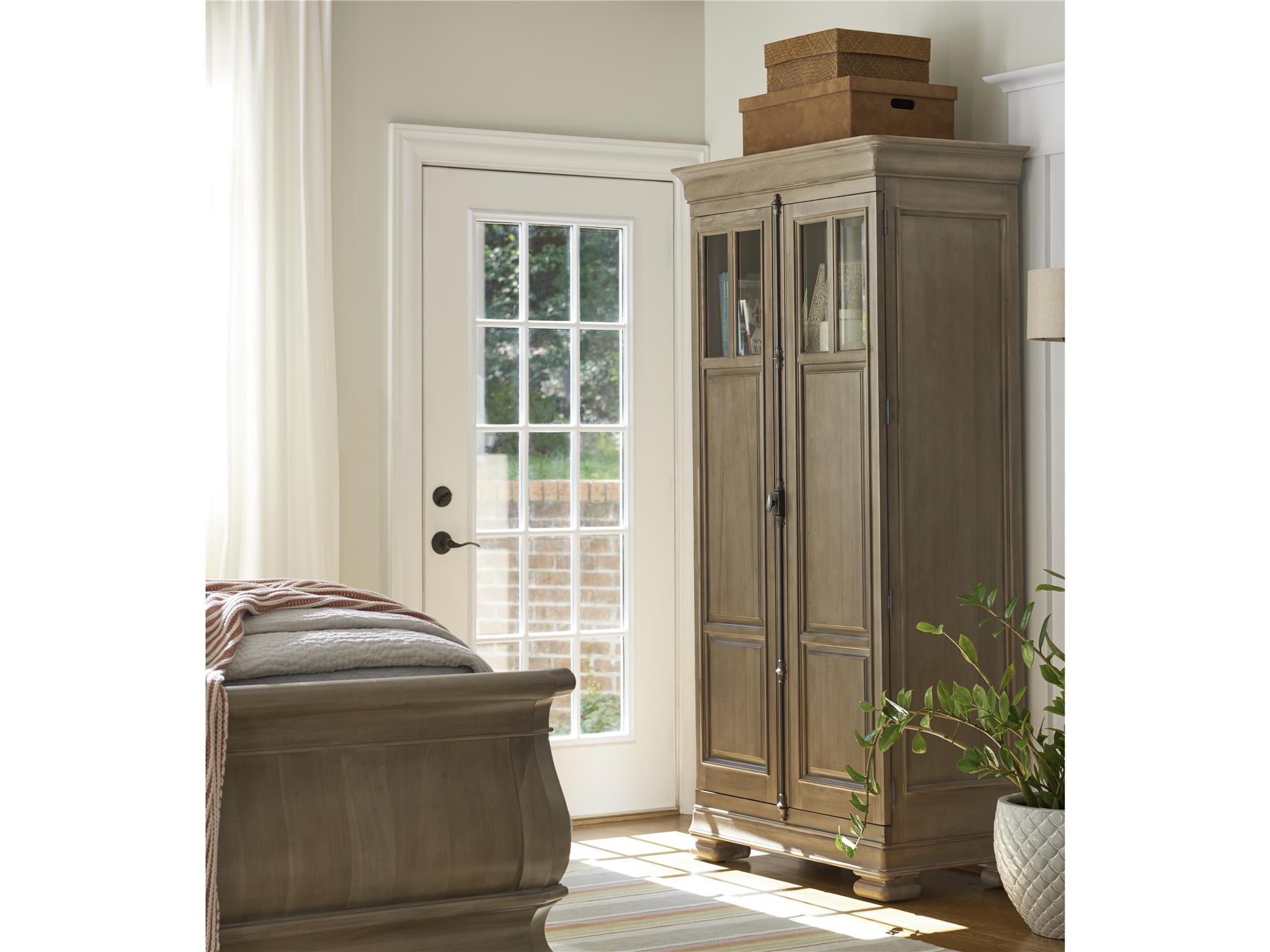 Reprise Tall Cabinet Universal Furniture
