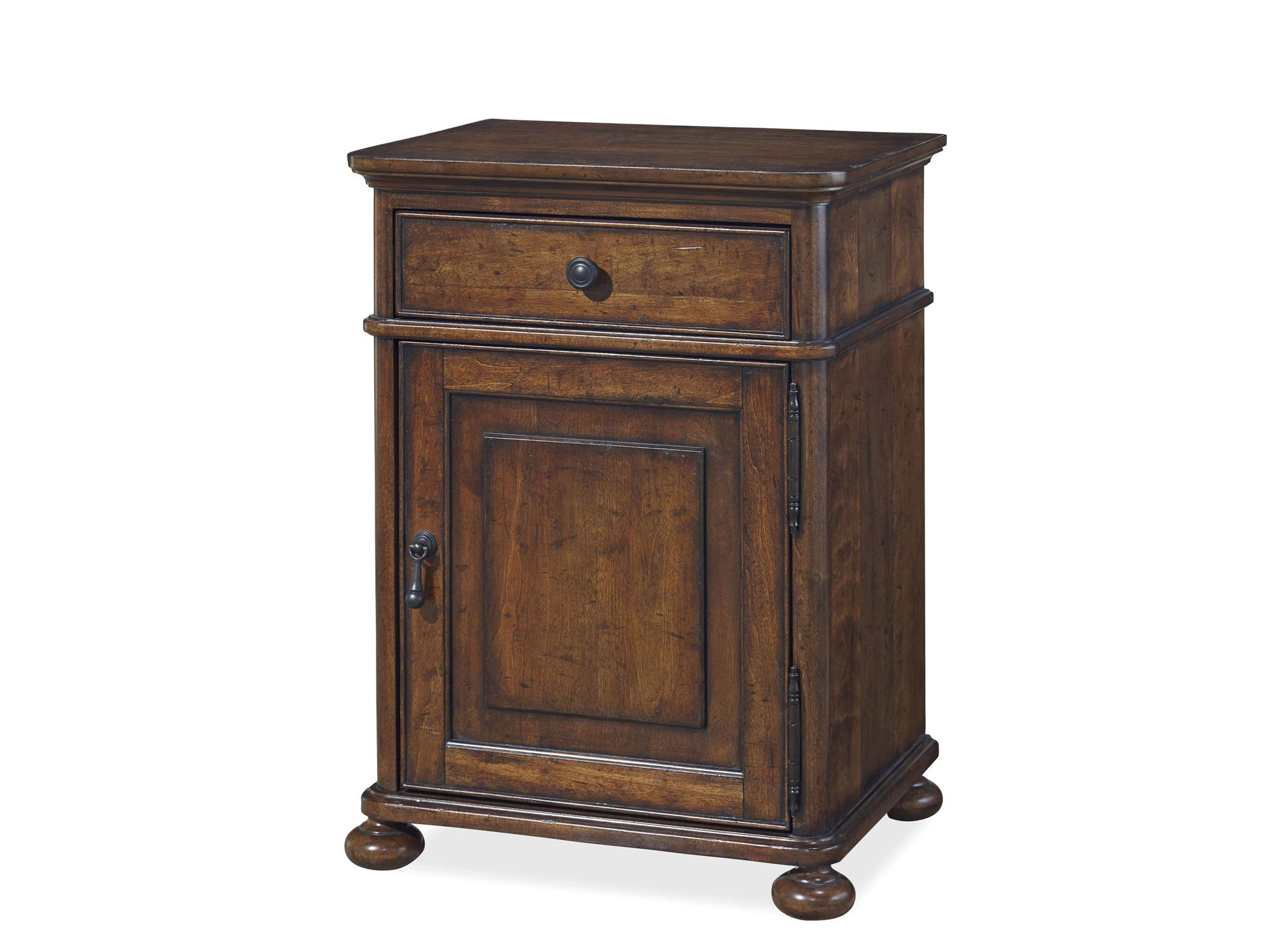 Universal Furniture Dogwood Paula Deen Home Door Nightstand
