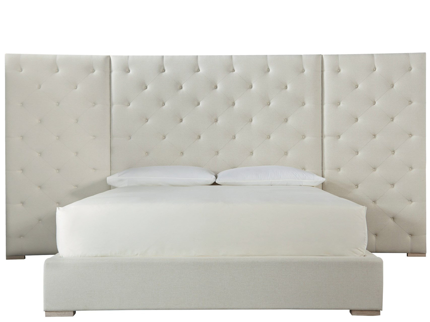 Brando King Bed with Panels