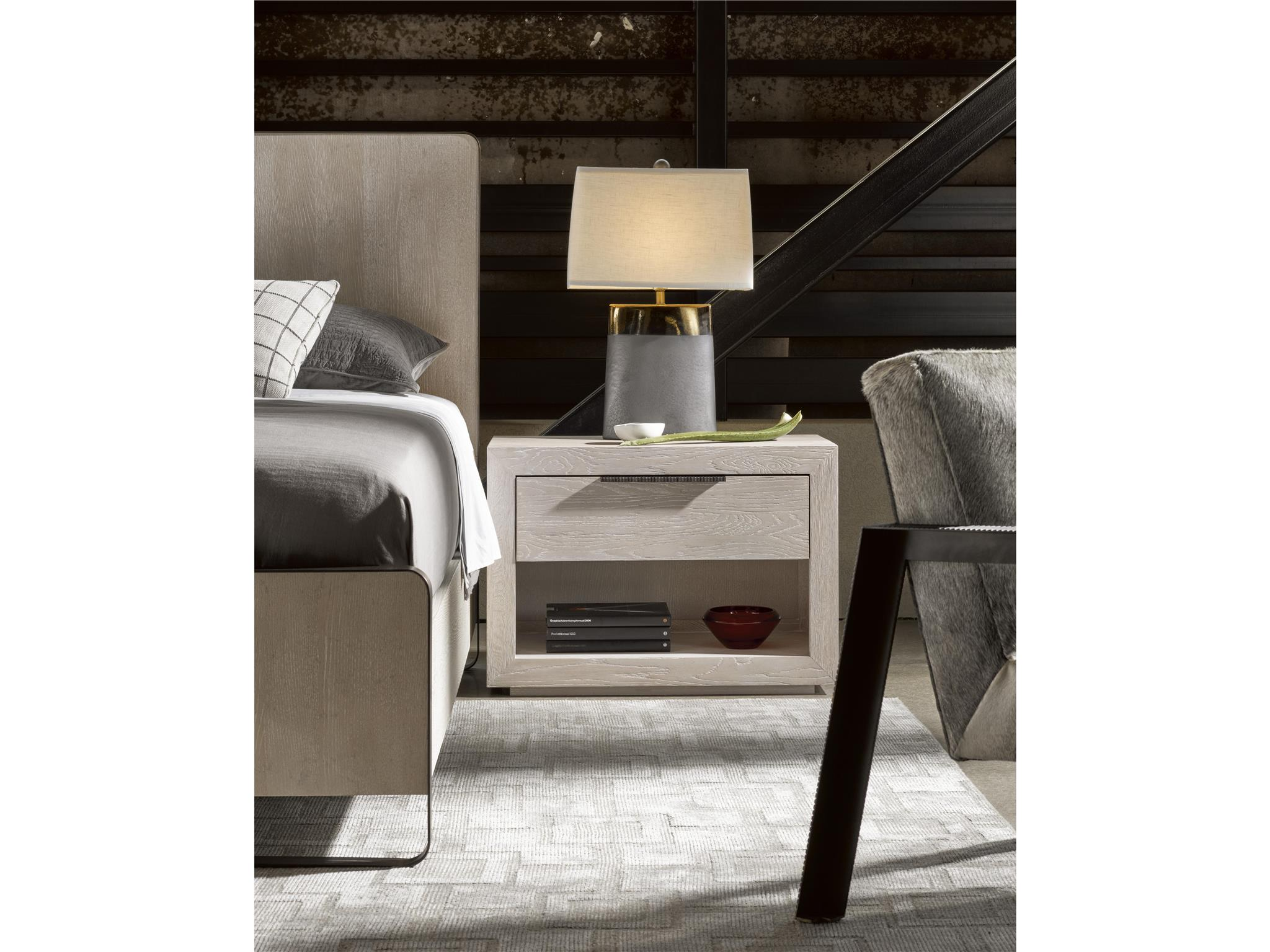 Universal Furniture Modern Huston Nightstand