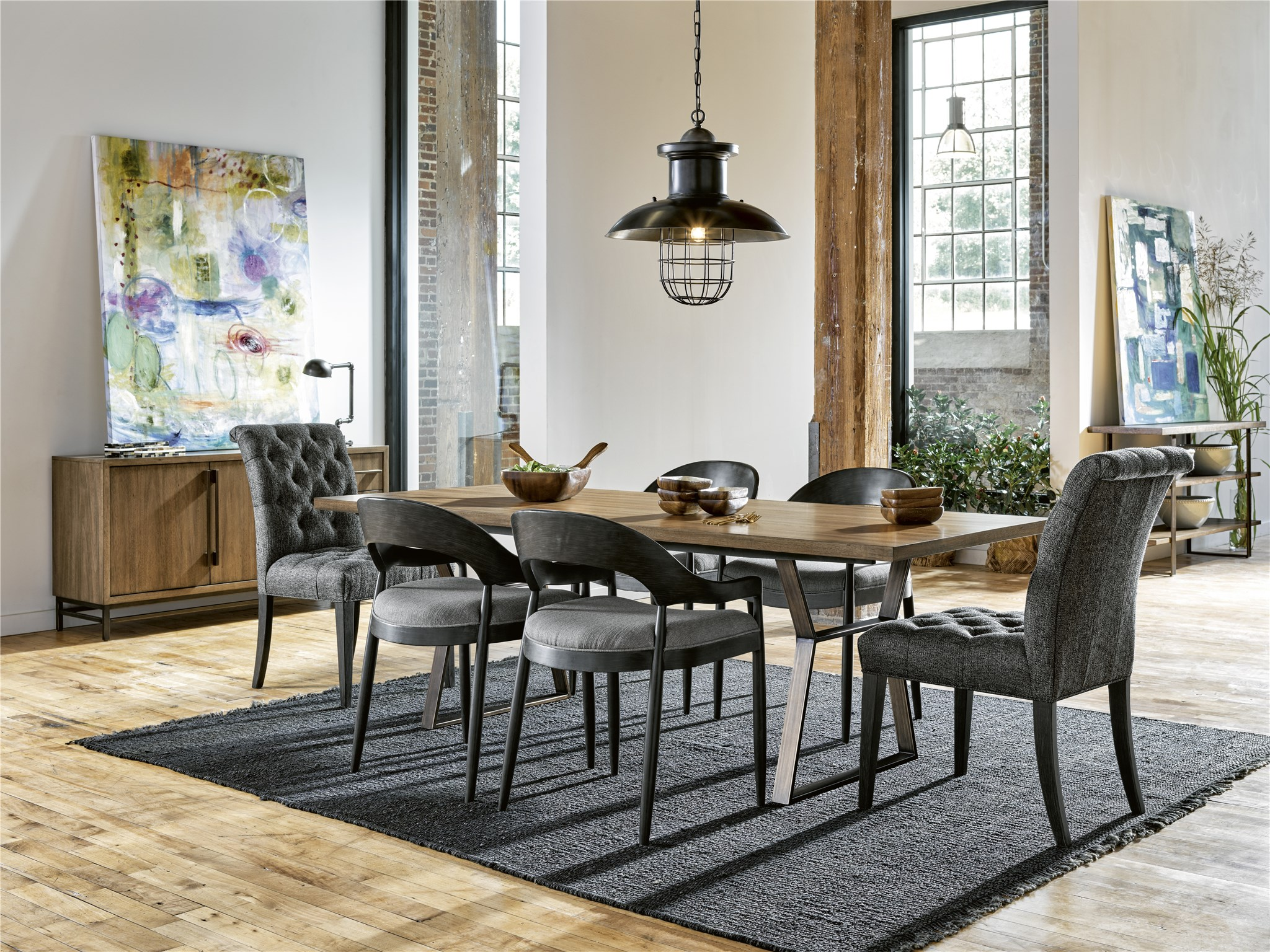 Ainsley 92 Dining Table