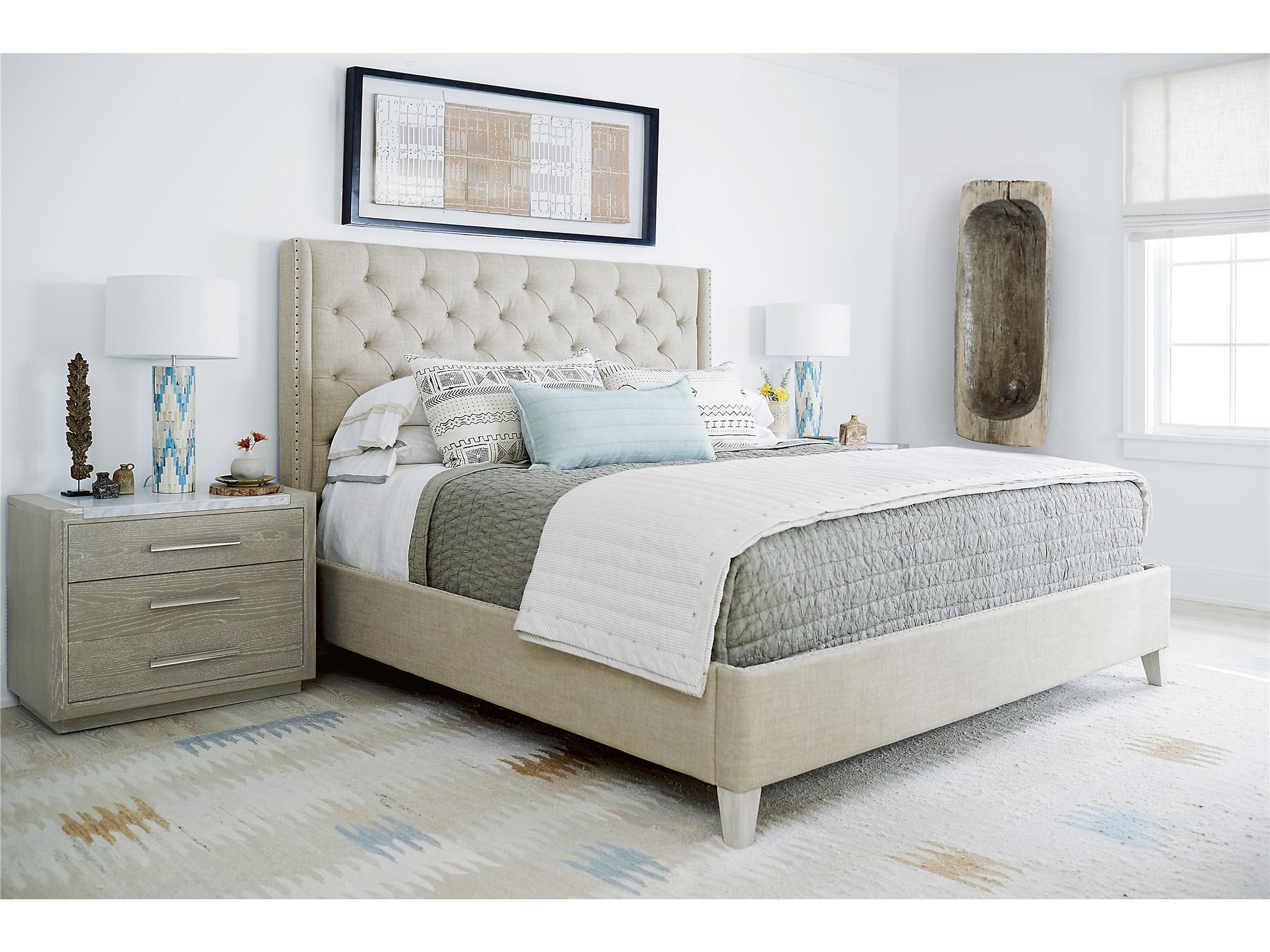 Zephyr Panache King Bed Universal Furniture