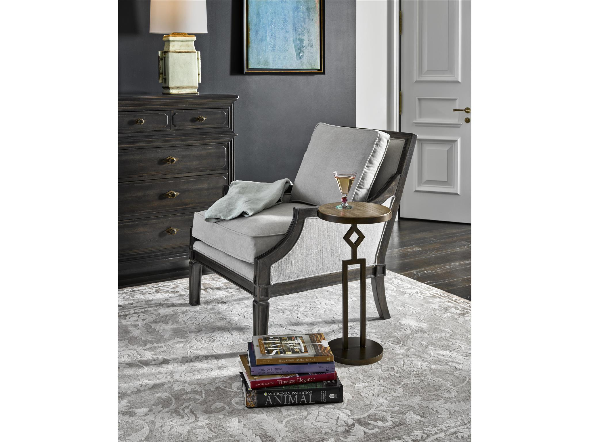Franklin Street Accent Chair. Loading Zoom