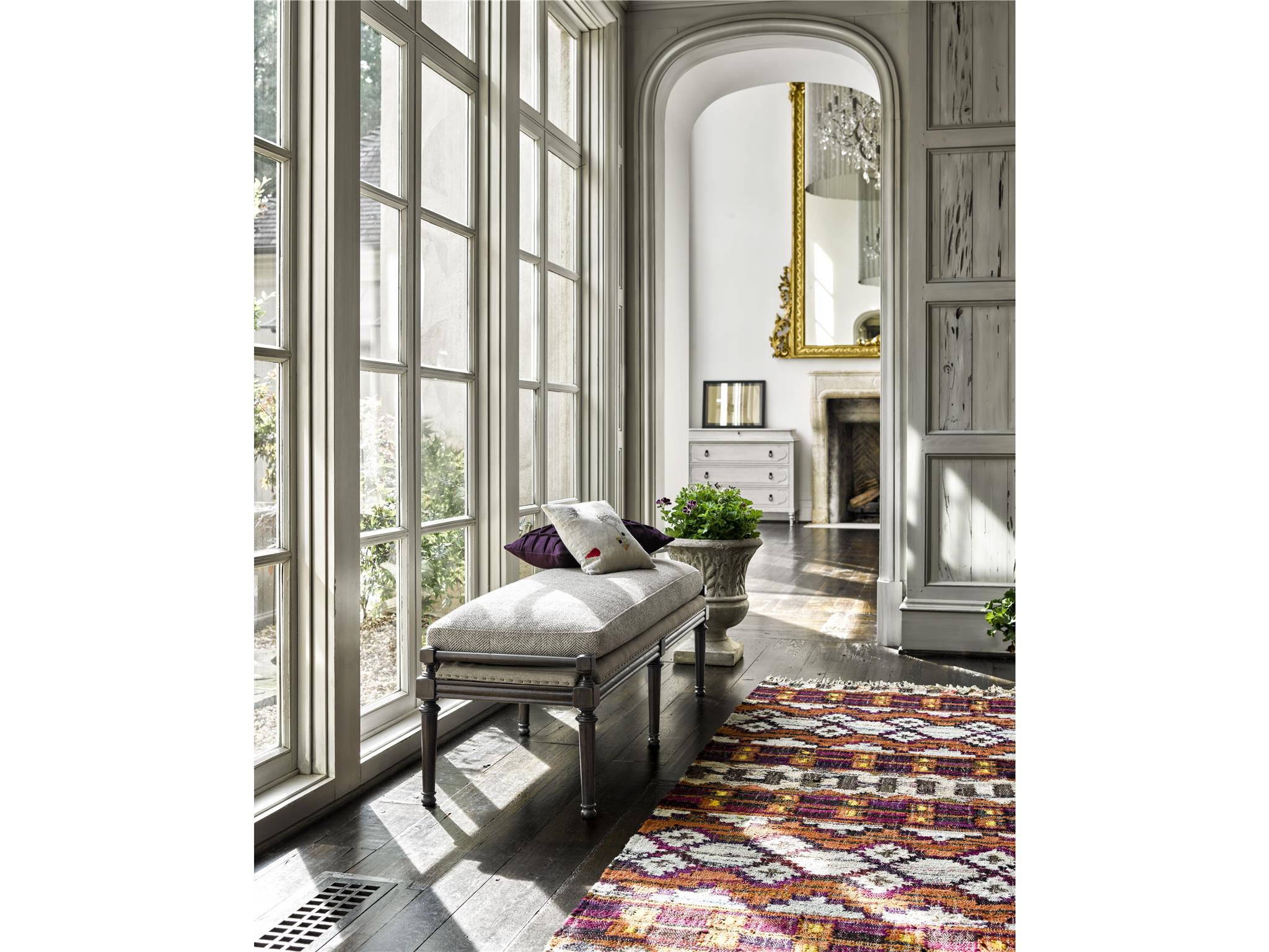 Postscript Tailor S Bench Universal Furniture