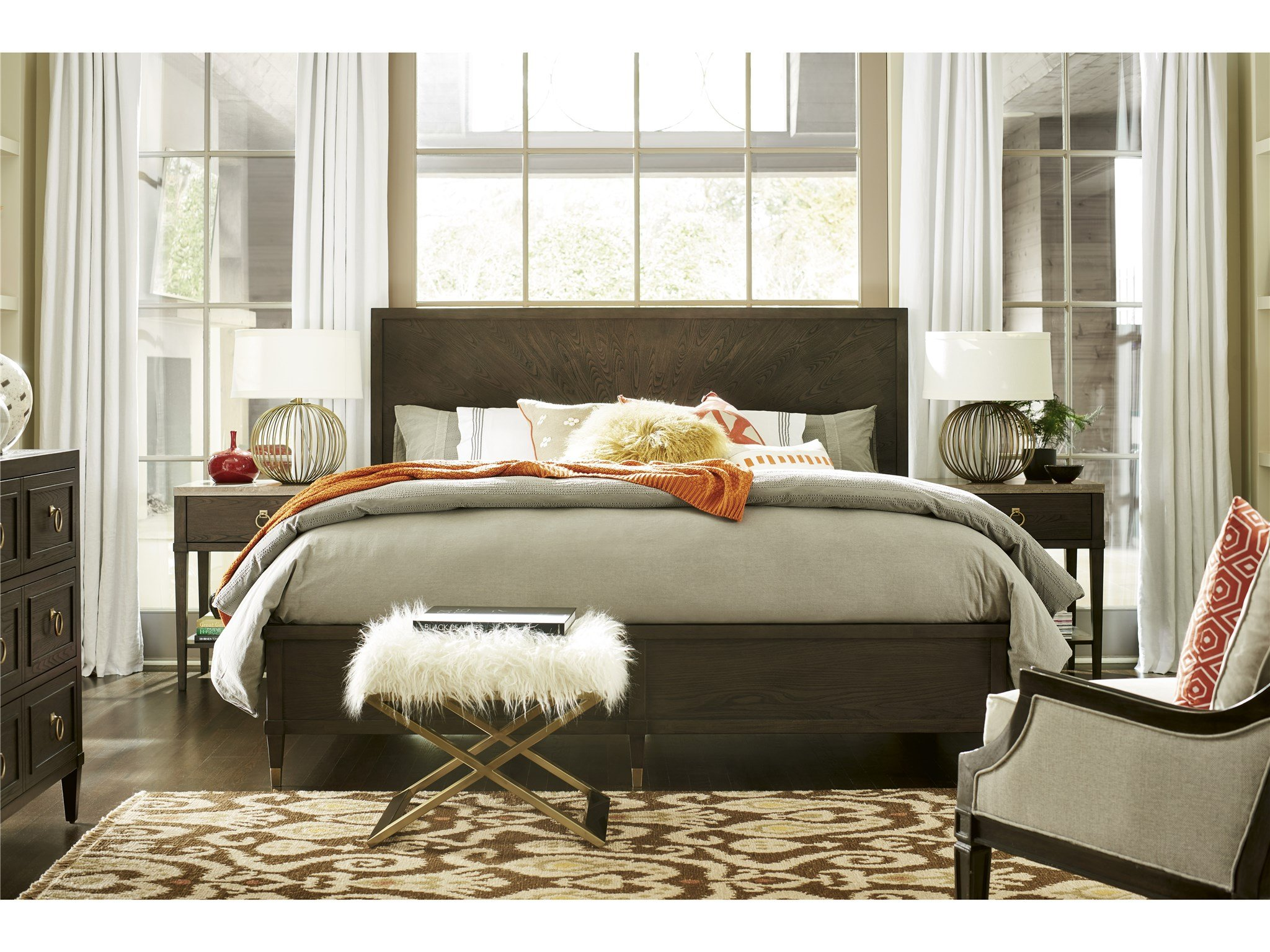 Sidney Queen Bed