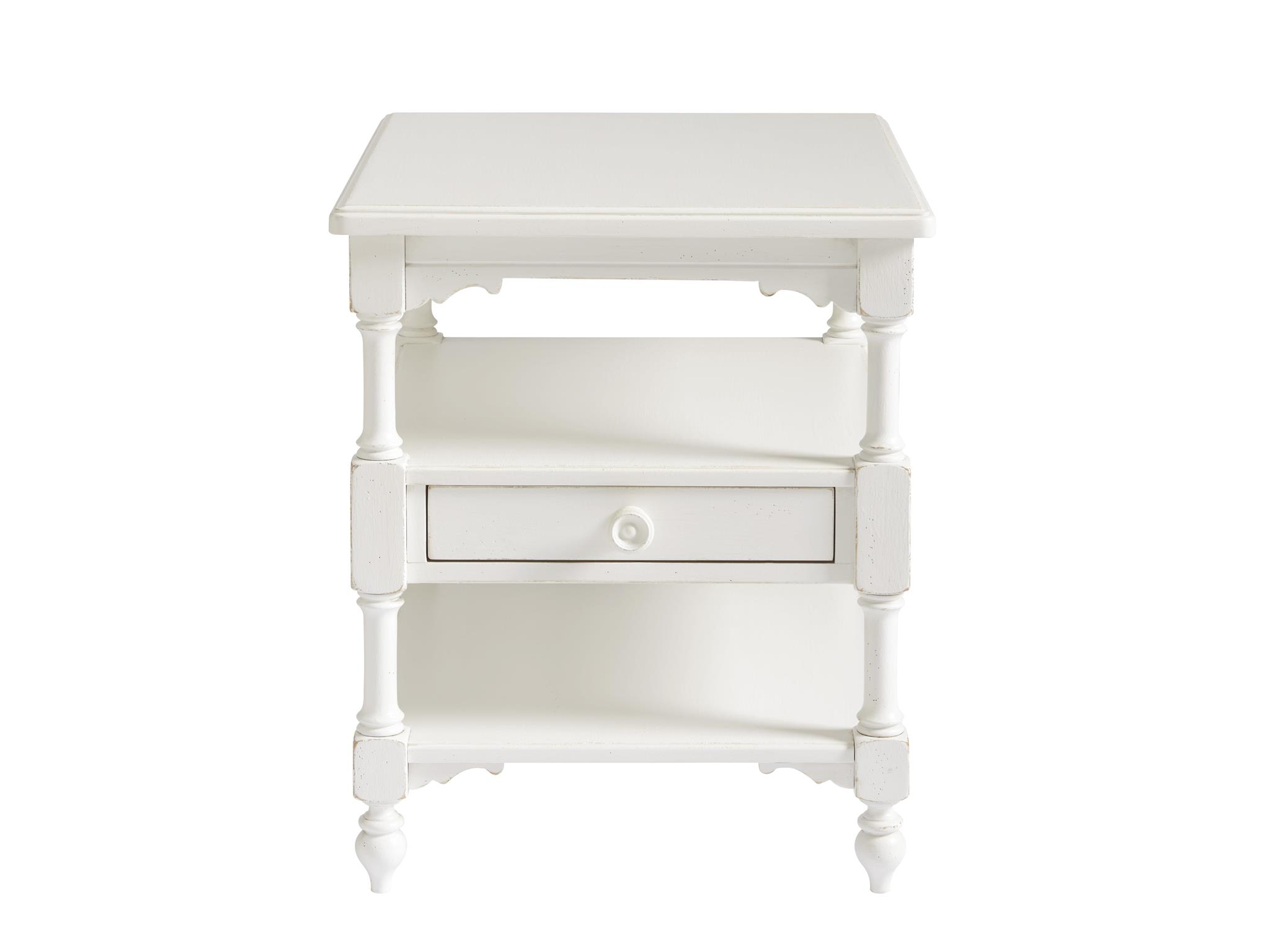 Universal Furniture Bungalow Paula Deen Home Bungalow End Table