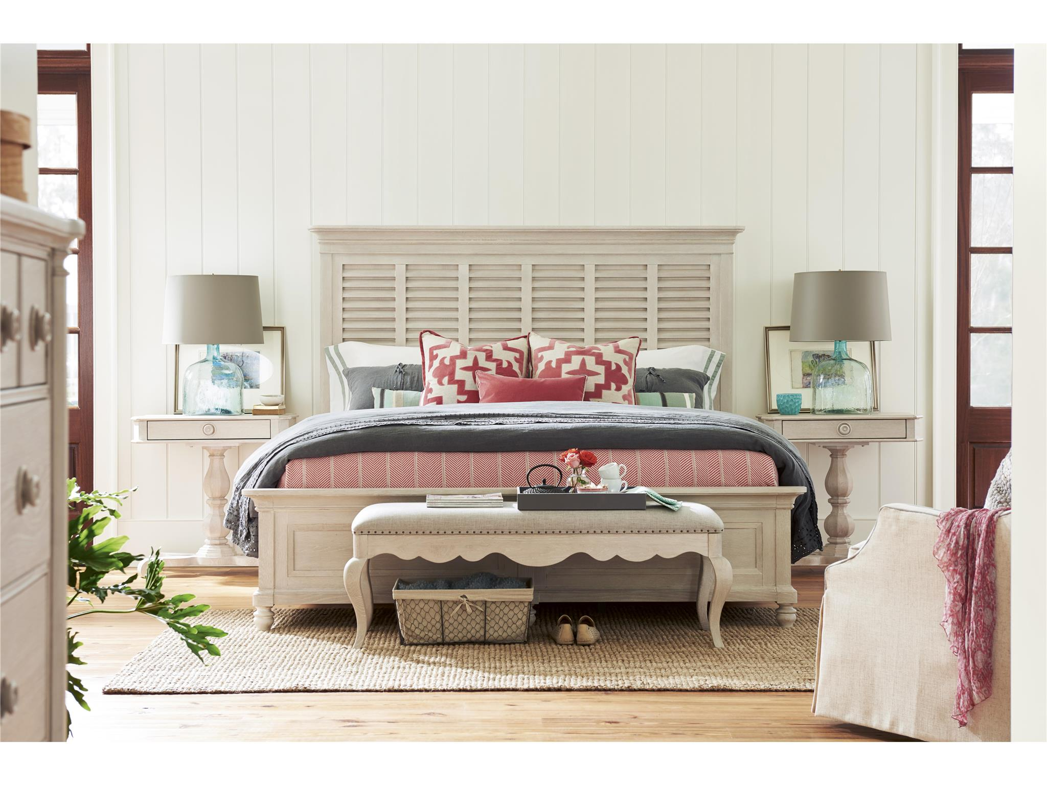 Cottage King Bed