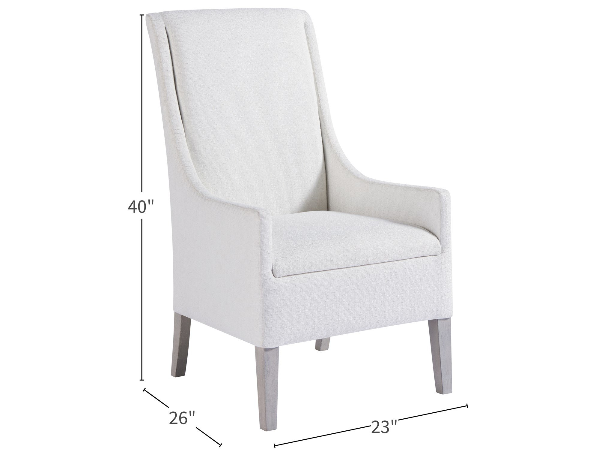 Host Arm Chair