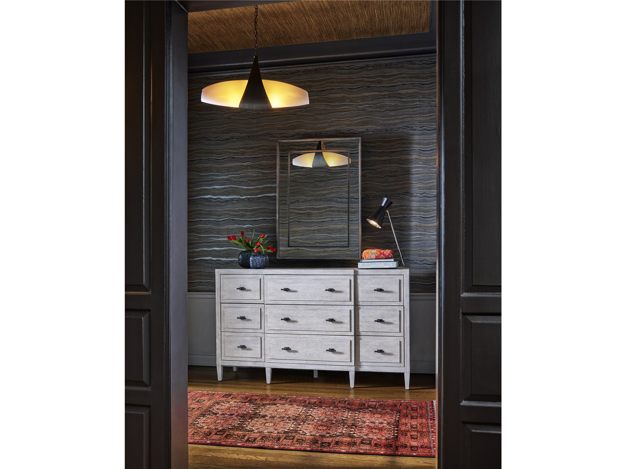 Universal Furniture Midtown Midtown Dresser
