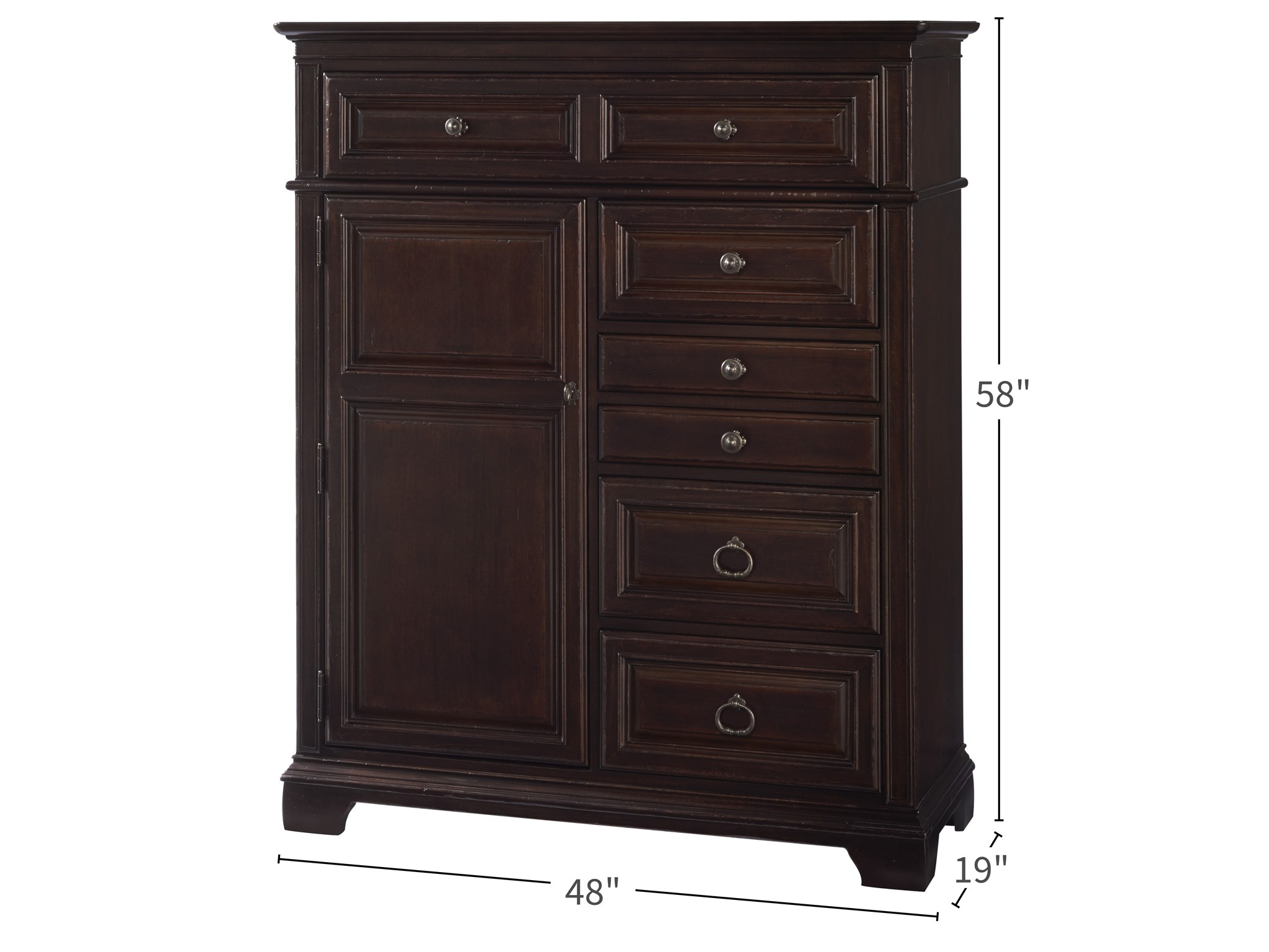 Traditions Park Hill Dressing Chest Universal Furniture