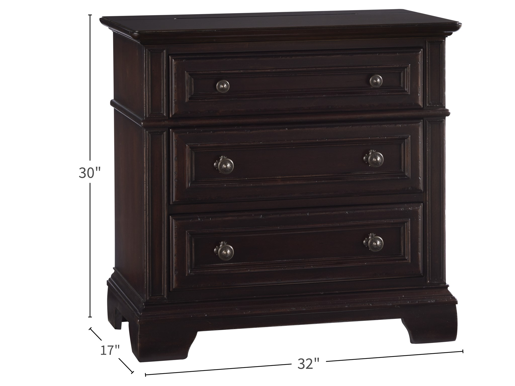 Traditions Park Hill Park Hill Nightstand Universal