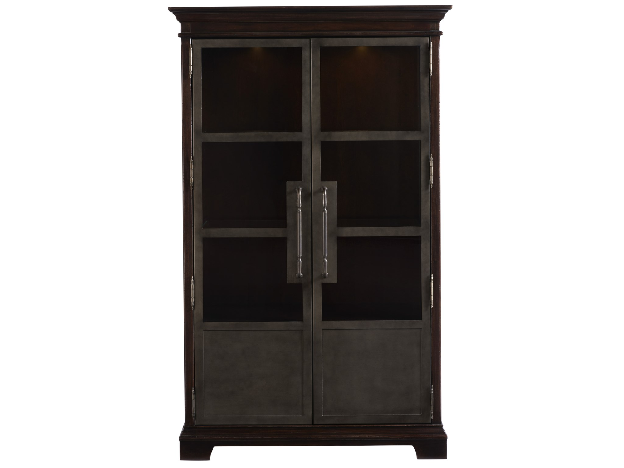Traditions Park Hill Stanton Display Cabinet Universal